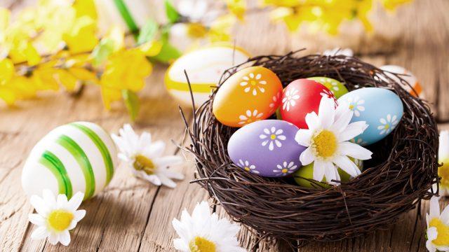 Easter Menu 2019